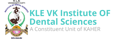 KLE DENTAL COLLEGE Logo